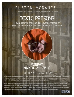 Toxic Prisons and Environmental Justice
